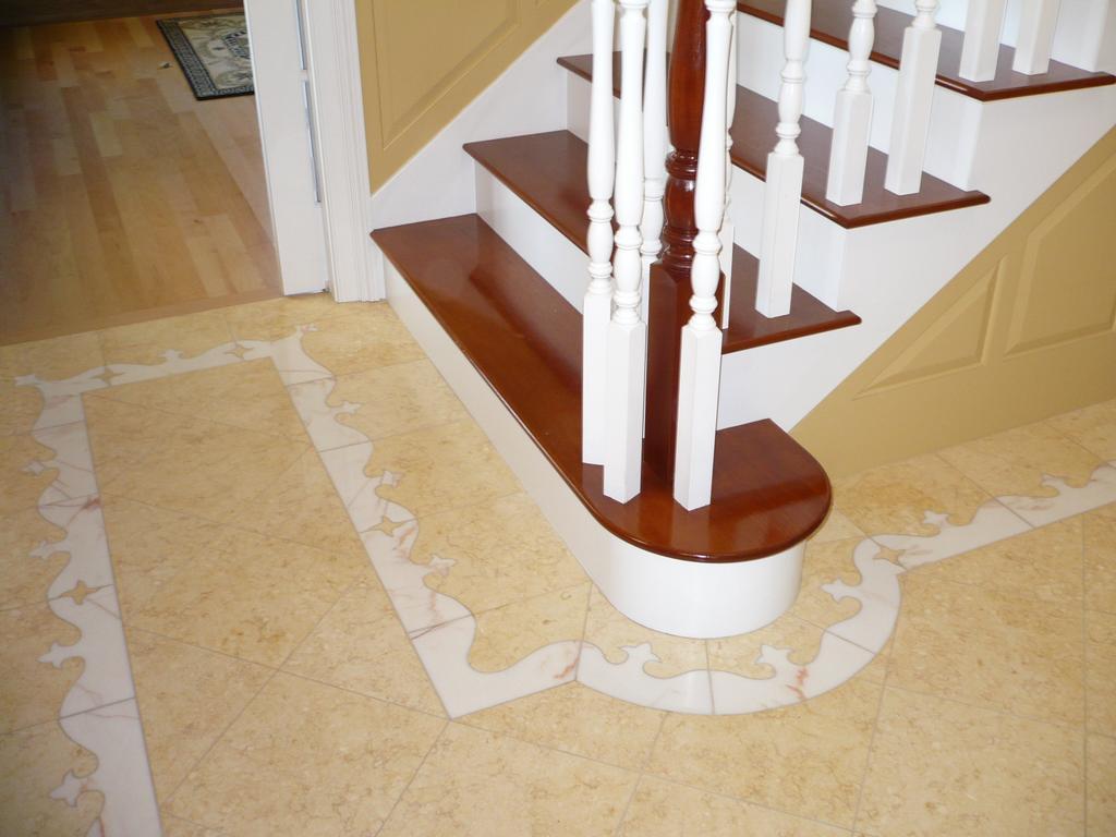 Foyer Flooring Near Me : Marble foyer from floor systems in lisbon me