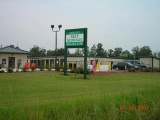 Saravel Self Storage - East Palatka, FL