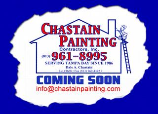 Chastain Painting Contractors - Tampa, FL