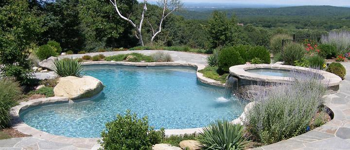 Pictures for aqua pool patio inc in east windsor ct 06088 for Pool design hillside