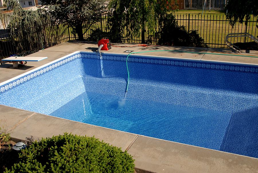 Inground Pool Liner Installation Tips From Piece Of The