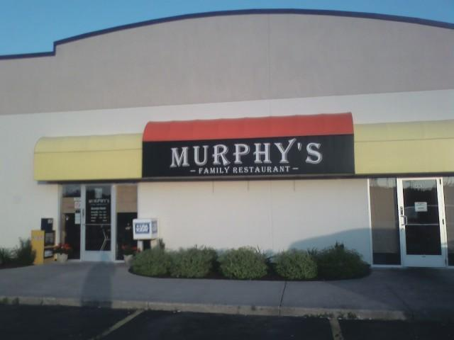 By Murphy S Family Restaurant