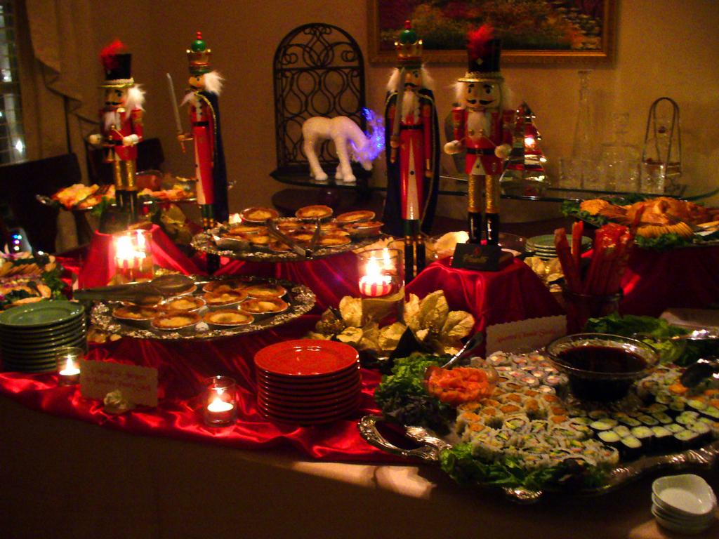 gourmet christmas from vinelli catering in longwood fl 32750