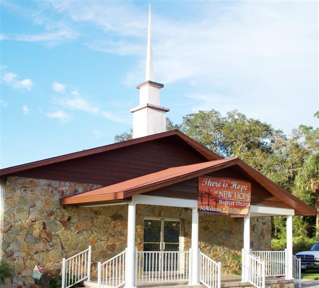 Toyota Renton Service >> New Hope Baptist Church - Homosassa FL 34448   352-795-5391