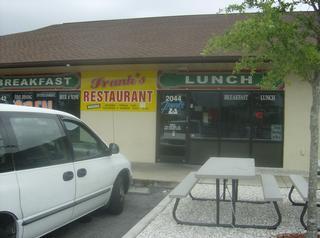Frank's Restaurant & Catering - Bradenton, FL