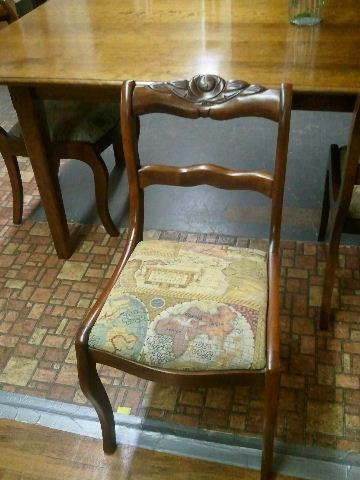Rose Back Dining Chairs Room Ideas