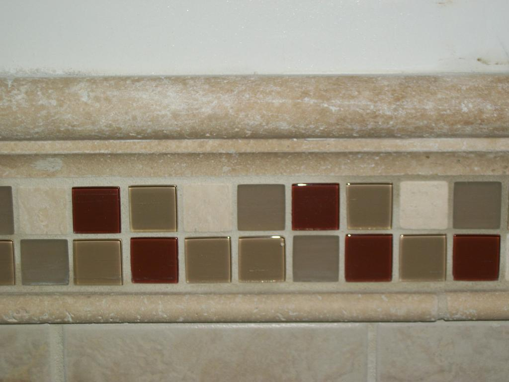 Custom Chair Rail Bathroom Tile Designs And Ideas From Complete Home Remodeli