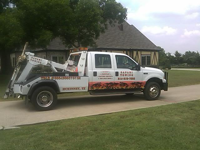 A Safari Towing Amp Recovery Plano Tx 75025 214 219 7503