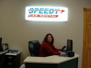 Speedy Car Rental - Reynoldsburg, OH
