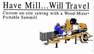 Maplewood Farm Portable Sawmilling - Lucas, OH