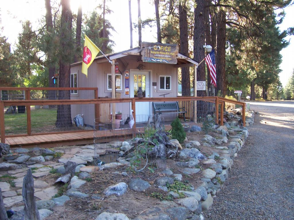 Sumpter Pines Rv Park Sumpter Or 97877 541 894 2328