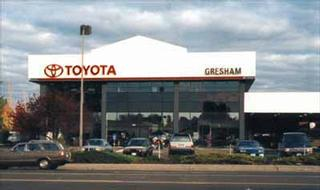 Gresham Toyota - Gresham, OR
