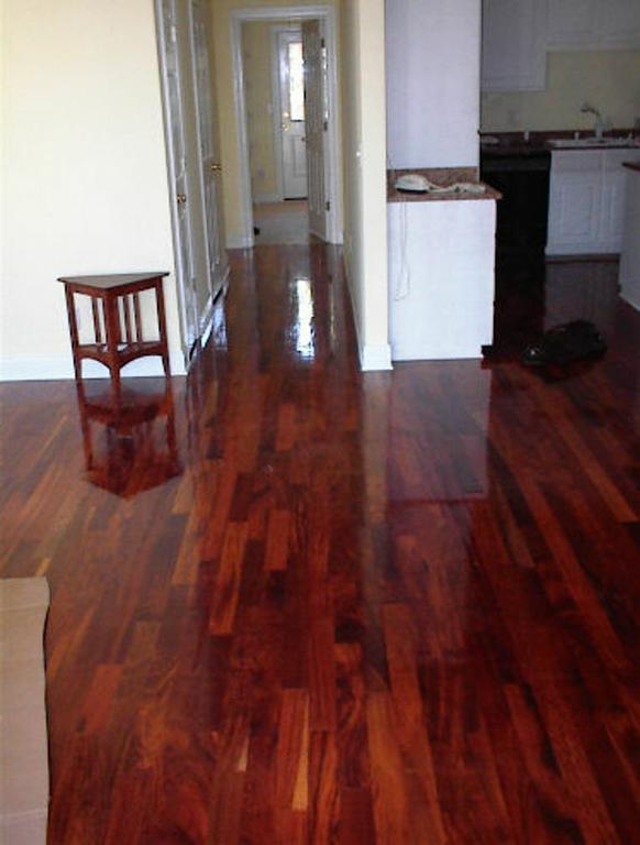 Brazilian cherry repair brazilian cherry hardwood floors for Brazilian cherry flooring