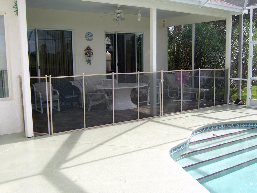 Baby Guard Pool Safety Fence Fort Lauderdale Fl 33351