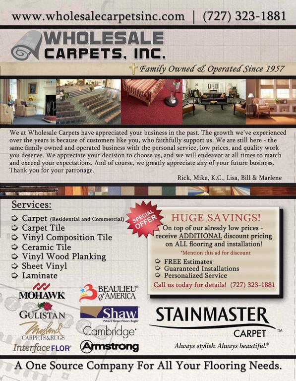 Pictures For Wholesale Carpets Inc In Saint Petersburg Fl