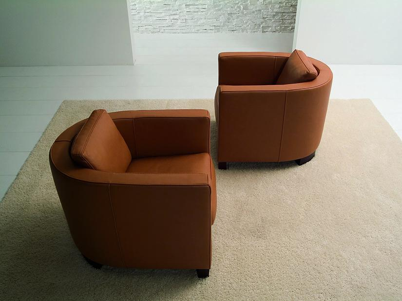 Notturna Contemporary Furniture Chairs By Maurice Villency Inc