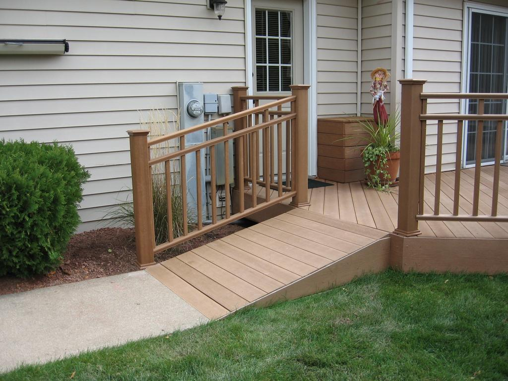 Porch Ramps On Pinterest Wheelchair Ramp Wheelchairs