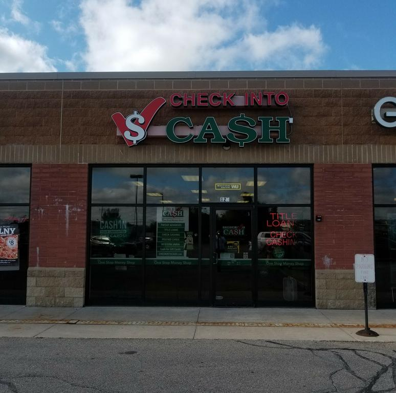 Check Into Cash has grown to become one of the largest payday loan companies in the United States, with over 1, locations. In , the firm acquired Cash and Cheque Express, a consumer financial services chain in the United Kingdom.
