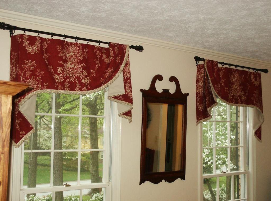 Copy Of Mirrored Morland Valance From Autumn Hill
