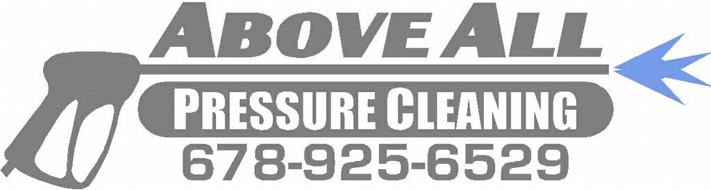 Above All Pressure Cleaning Llc Woodstock Ga 30189