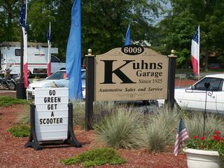 Kuhns Garage - Allentown, PA