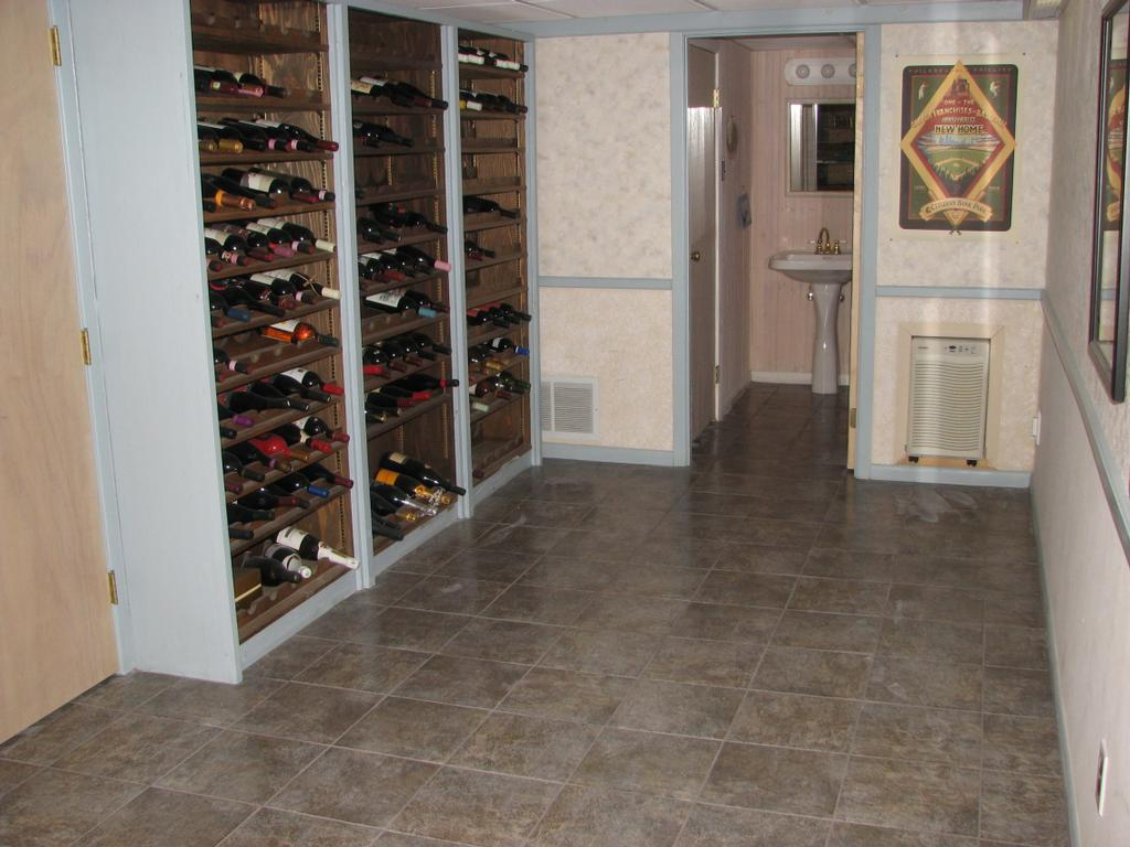 Ceramic Tile Finished Basement Blue Anchor Nj From Pepe