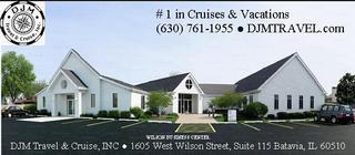 Djm Travel & Cruise INC - Warrenville, IL