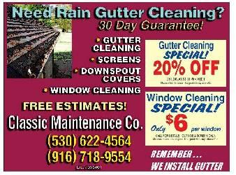Call Classic Cleaners today to see how you can save!
