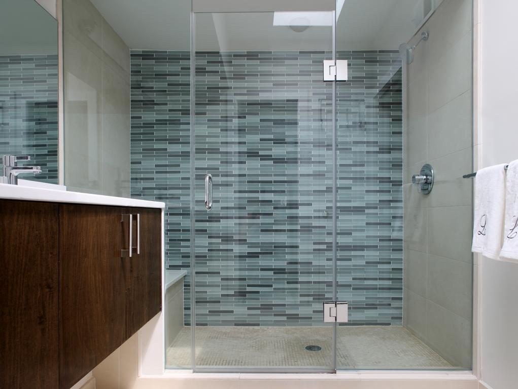 recycled glass from p p construction in washington dc