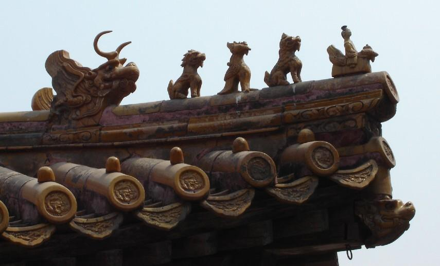 Chinese Roof Tiles From Samarkand In Homer Ak 99603