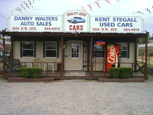 Kent Stegall Used Cars