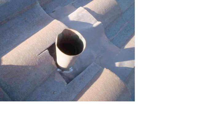 Proper Roof Vent Installation : Pictures for almeida roofing inc in phoenix az