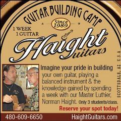 Haight Guitars - Scottsdale, AZ