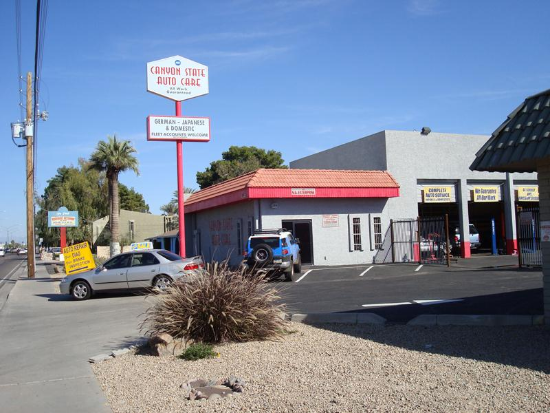 Canyon State Auto >> Canyon From Canyon State Auto Care In Mesa Az 85202 Brake Service