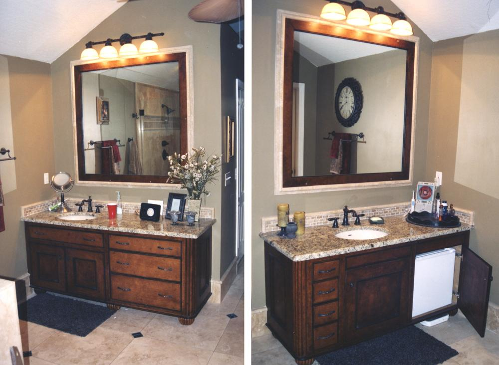 bathroom vanities from nielsen 39 s custom woodworking in melbourne fl