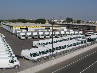 Budget Truck Rental - Fountain Valley - Fountain Valley, CA