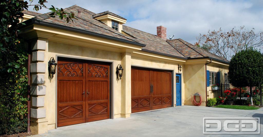 Garage doors in orange county custom wood garage doors for Garage door repair orange county ca