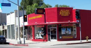 Allan Jeffries Framing - Los Angeles, CA