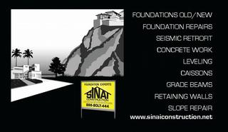 Sinai Construction, Inc. - Los Angeles, CA