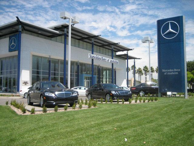 Caliber Motors Mercedes Benz Of Anaheim Anaheim Ca 92807