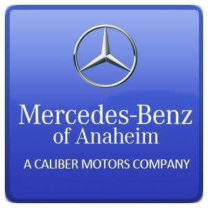 Mbanaheim Logo Button From Caliber Motors Mercedes Benz Of