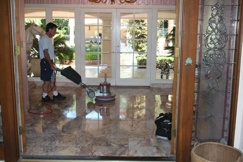 Par Marble Floor : Pictures for marble floor polishing and restoration orange