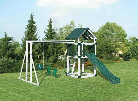 Pictures for dry creek mini barns inc in arvin ca 93203 for Mini swing set