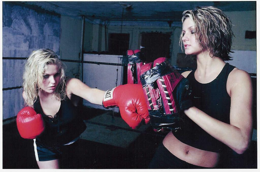 Female Boxing Knockouts