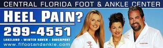 Jaramillp, Maria, DPM Central Florida Foot & Ankle - Winter Haven, FL