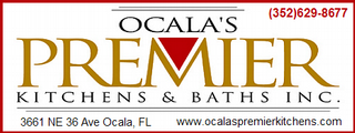 Ocala 39 s premier kitchens bath ocala fl 34479 352 629 for Bath remodel ocala fl