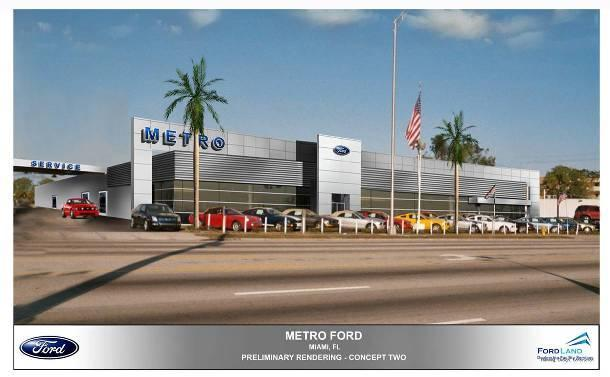 metro ford paint supplies