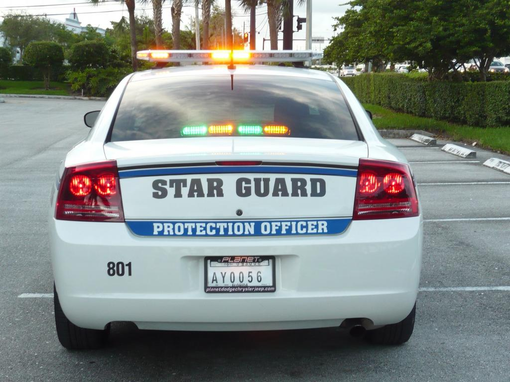 Patrol car 801 from security incorporated in miami fl 33157 patrol car 801 by security incorporated aloadofball Images