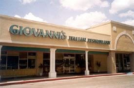 Giovanni Restaurant Winter Park Florida