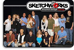 Sketchworks Theatre - Scottdale, GA